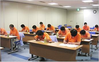 スタッフ教育2